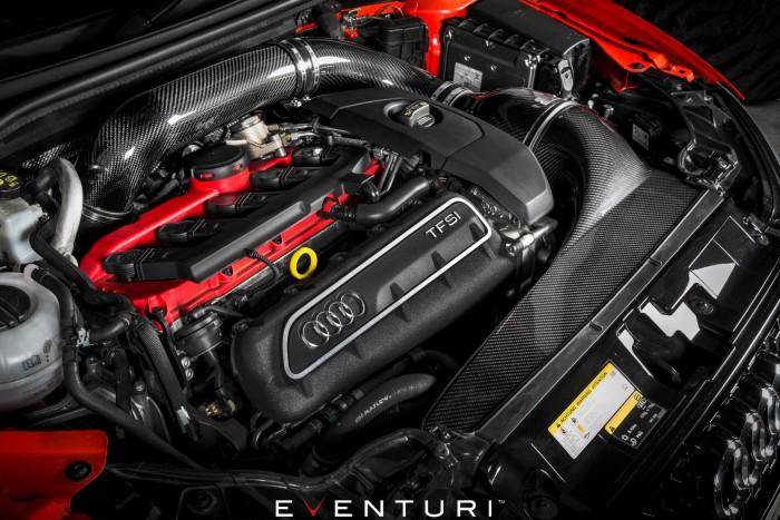 Eventuri Carbon Ansaugsystem für Audi 8V RS3