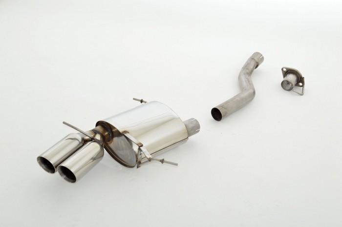 Friedrich Motorsport 70mm Sportendschalldämpfer