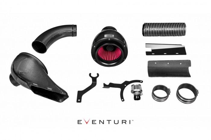 Eventuri Carbon Ansaugsystem für Audi S4 S5 3.0TFSI