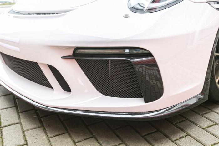 Lufteinlass Carbon links Porsche 991 Speedster
