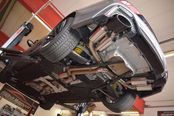 2x90mm Duplex-Anlage Audi RS6 2F (C8) Avant