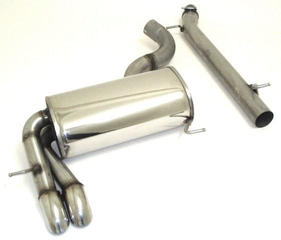 70mm Sportendschalldämpfer