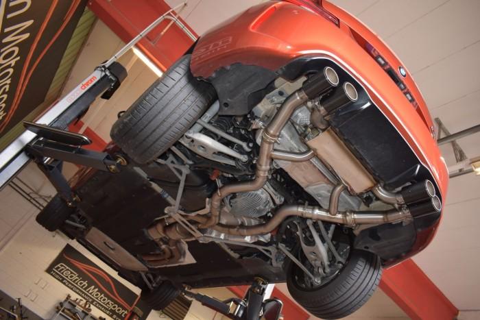 2x 70mm Duplex-Anlage BMW 2er F87
