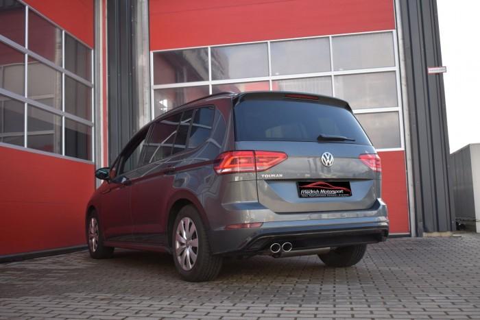 Sportendschalldämpfer VW Touran 5T