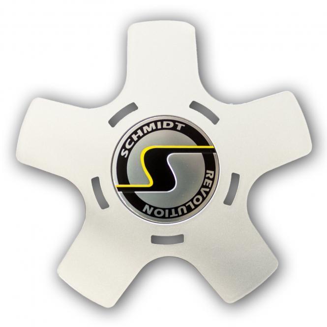 Felgendeckel XS5 Highgloss Silver