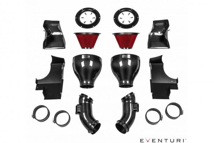 Eventuri Carbon Ansaugsystem für BMW F10 M5
