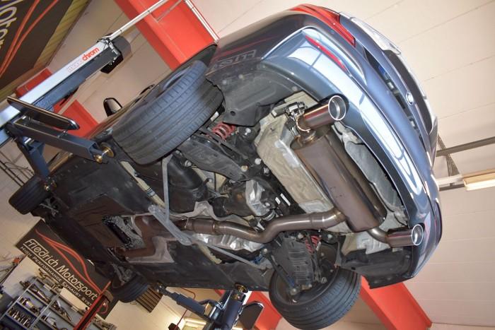 90mm Duplex-Anlage BMW 2er F22 / F23